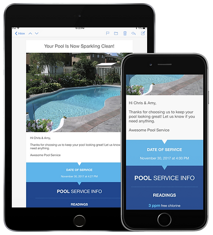 Pool services in Estero
