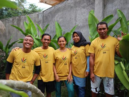Organisationsentwicklung auf Indonesisch