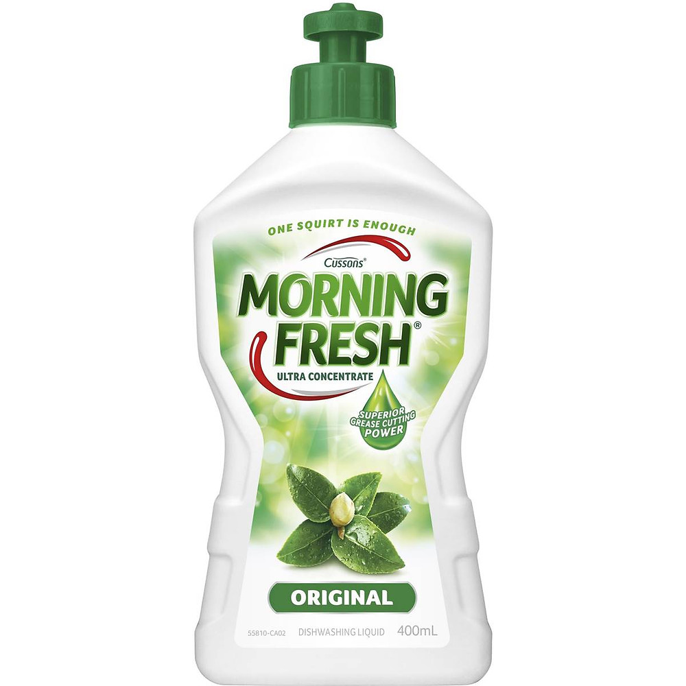 Window Cleaning secret - Morning Fresh
