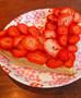5-Ingredient Strawberry Almond Torte