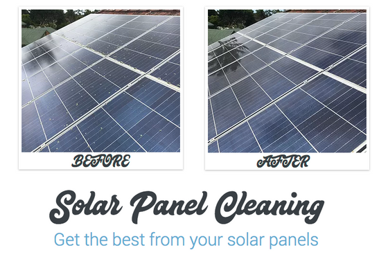 7 Reasons not to clean your own solar panels.