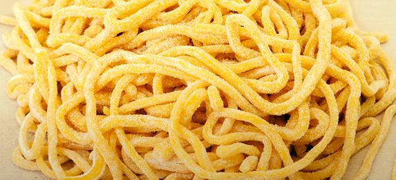 Rustic Spaghettoni