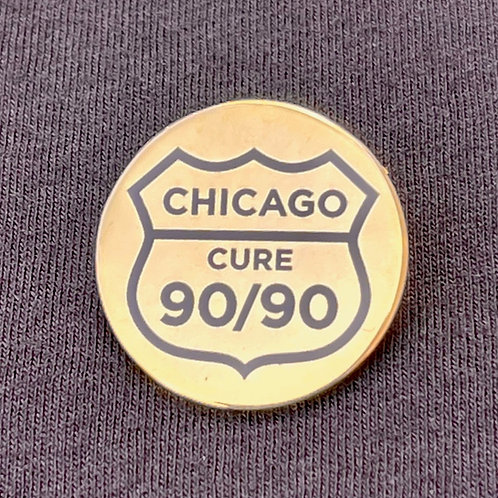 Circular Cure 90/90 Pin