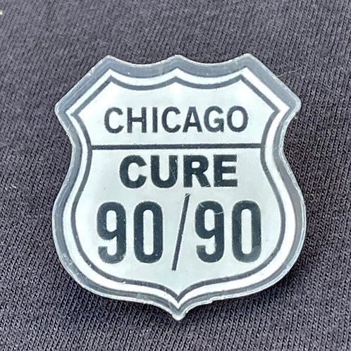 Cure 90/90 Pin