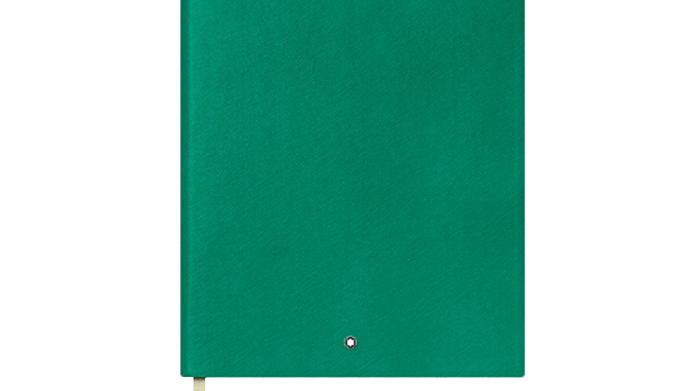 Montblanc Fine Stationery Sketch Book #149 Emerald Green