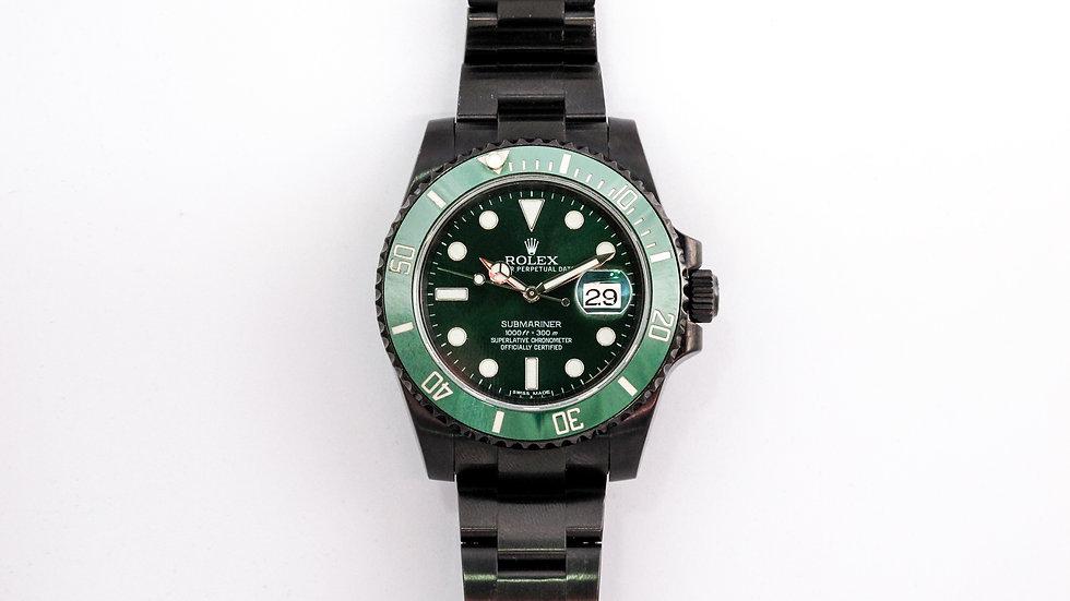 ⦁ Rolex Submariner Hulk ⦁