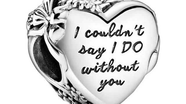 ⦁ PANDORA ⦁ Charm Heart