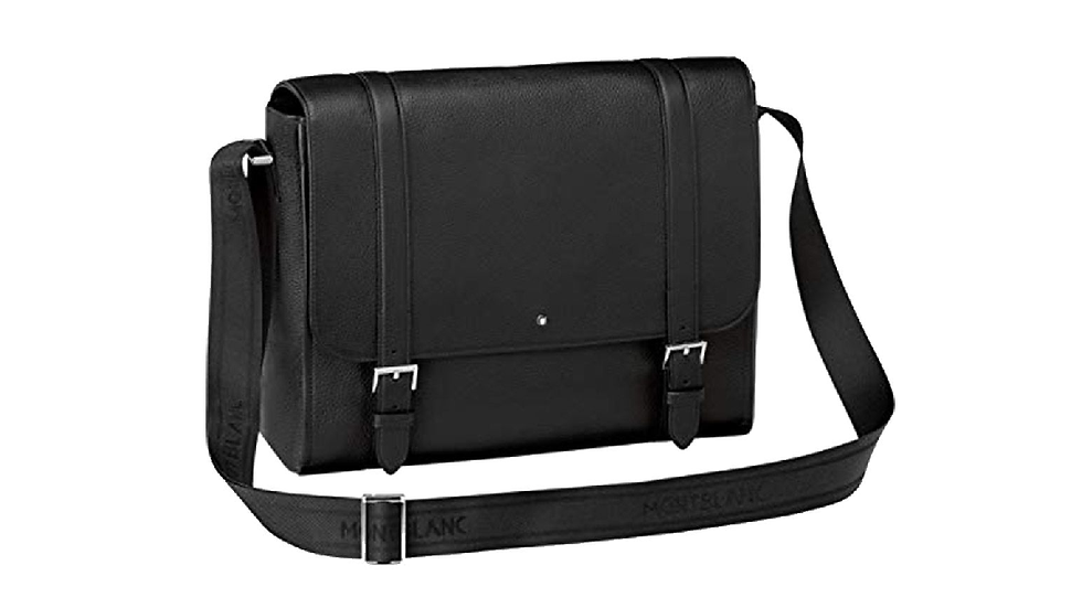 Montblanc Messenger Bag Negro