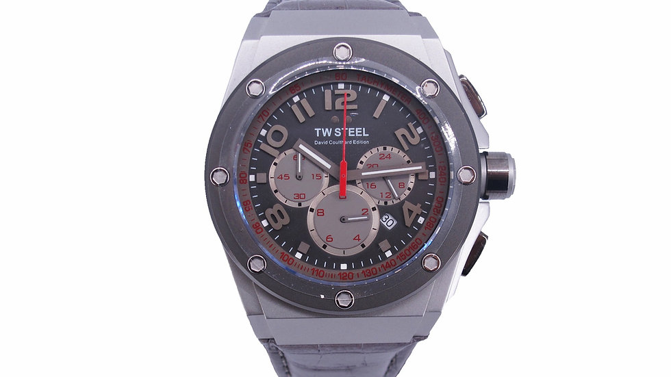 ⦁ Tw Steel Ceo Tech David Coulthard Chronograph ⦁