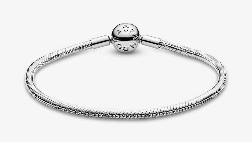 ⦁ PANDORA ⦁ Snake Chain Bracelet