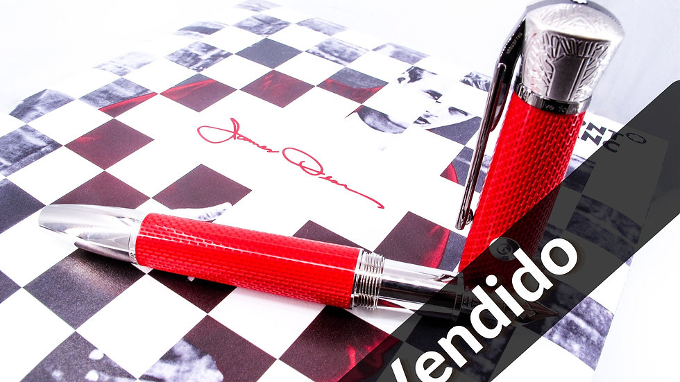 Montblanc Great Characters James Dean Special Edition