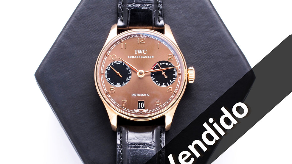 ⦁ IWC Portuguese 7 Day Power Reserve Automatic  ⦁