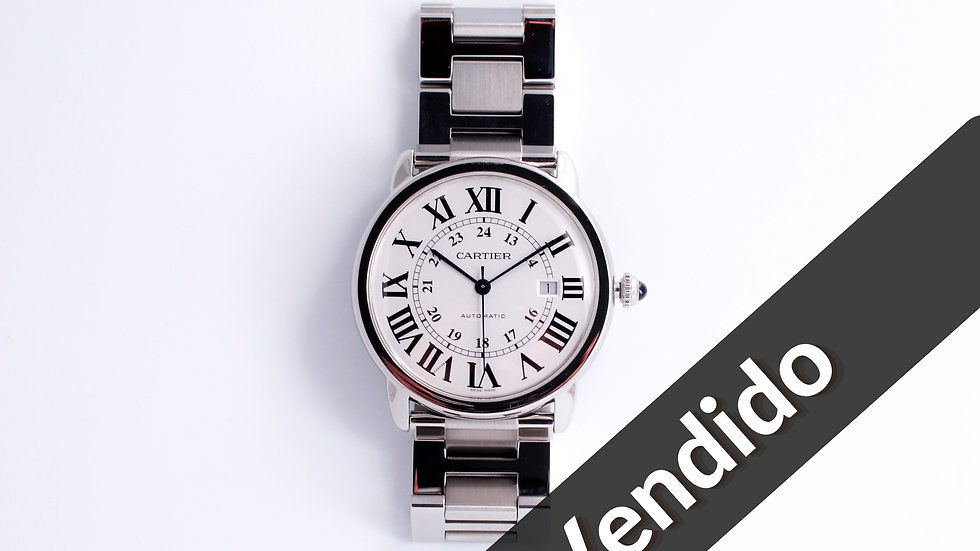 ⦁ Cartier Ronde Solo ⦁