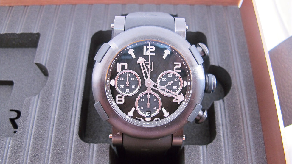 ⦁ Romain Jerome Arraw Marine Cronograph Automatic ⦁