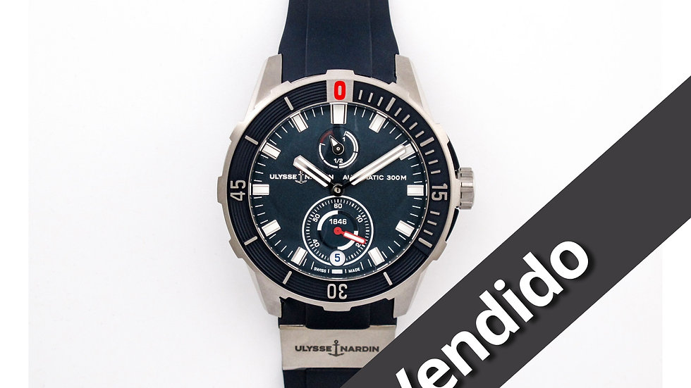 ⦁ Ulysse Nardin Diver Chronometer ⦁