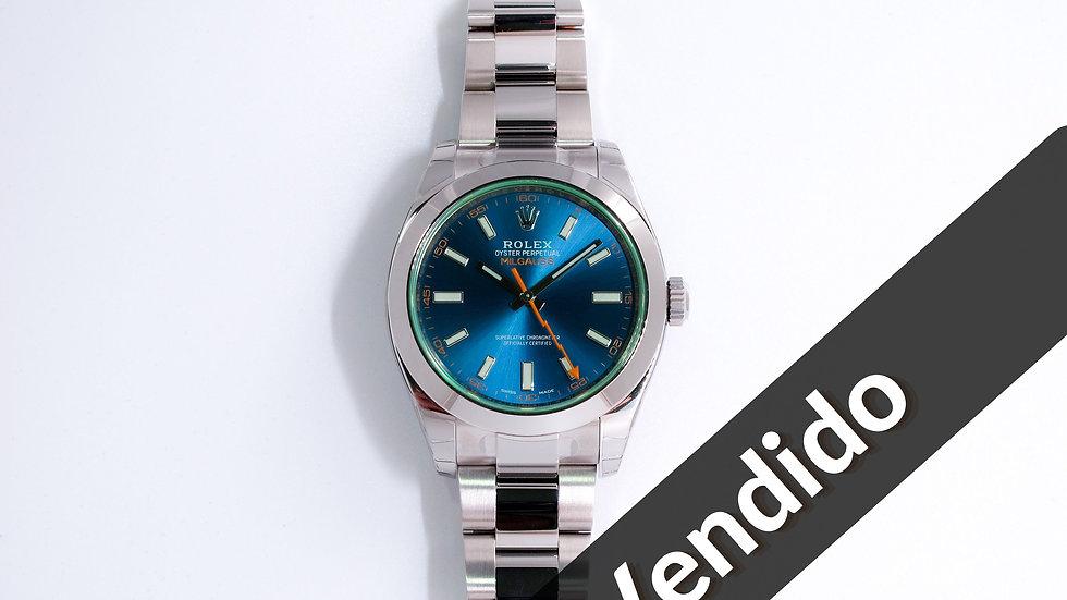 ⦁ Rolex Milgauss ⦁