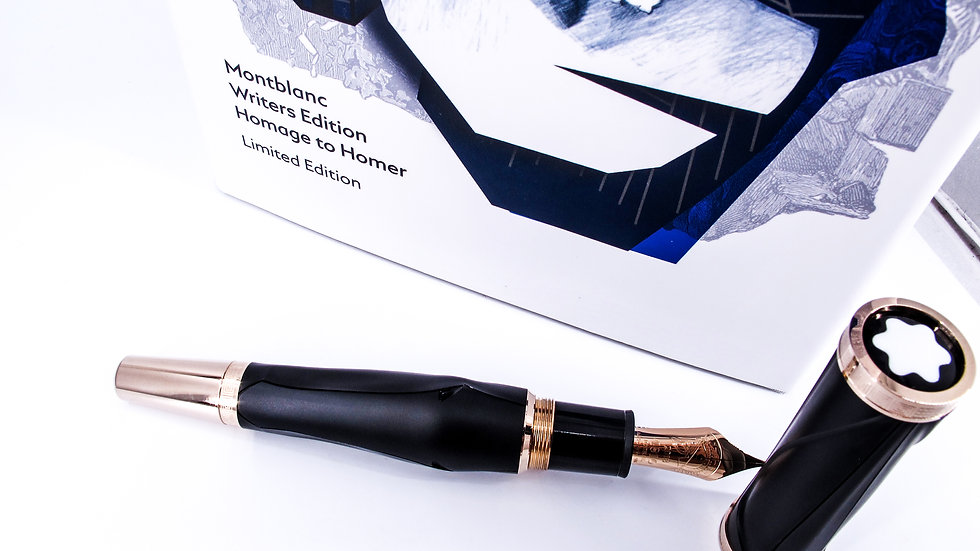 Montblanc Writers Edition Homage to Homer Limited Edition