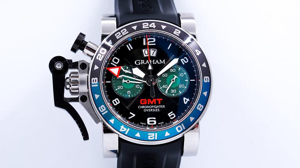 Graham Chronofighter Oversized GMT