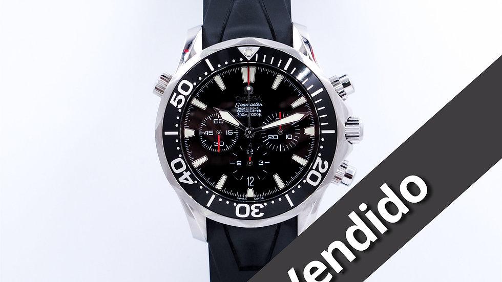 ⦁ Omega Seamaster Chronograph ⦁