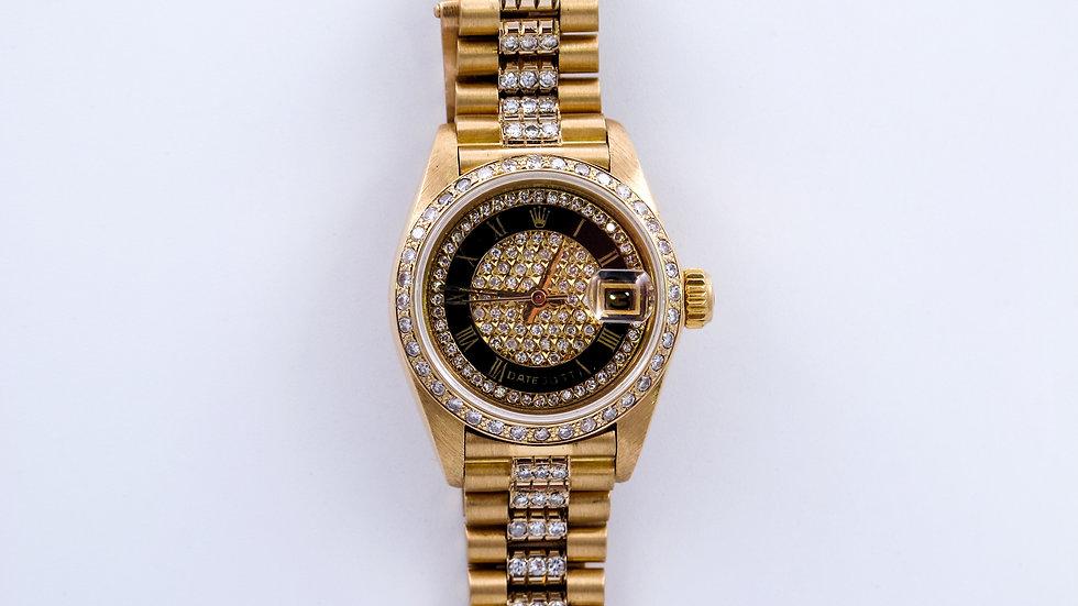 "Rolex DateJust Lady ""Custom"""