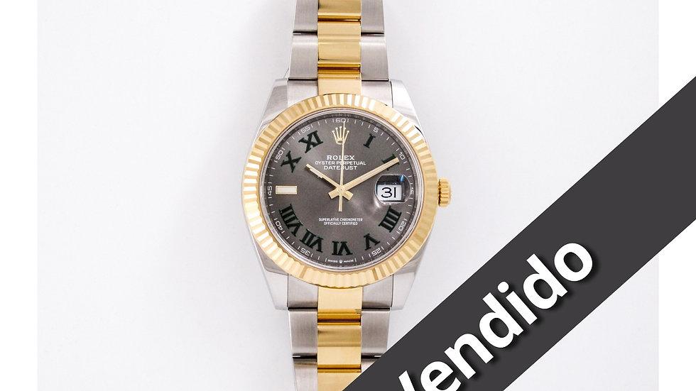 ⦁ Rolex Date Just ⦁