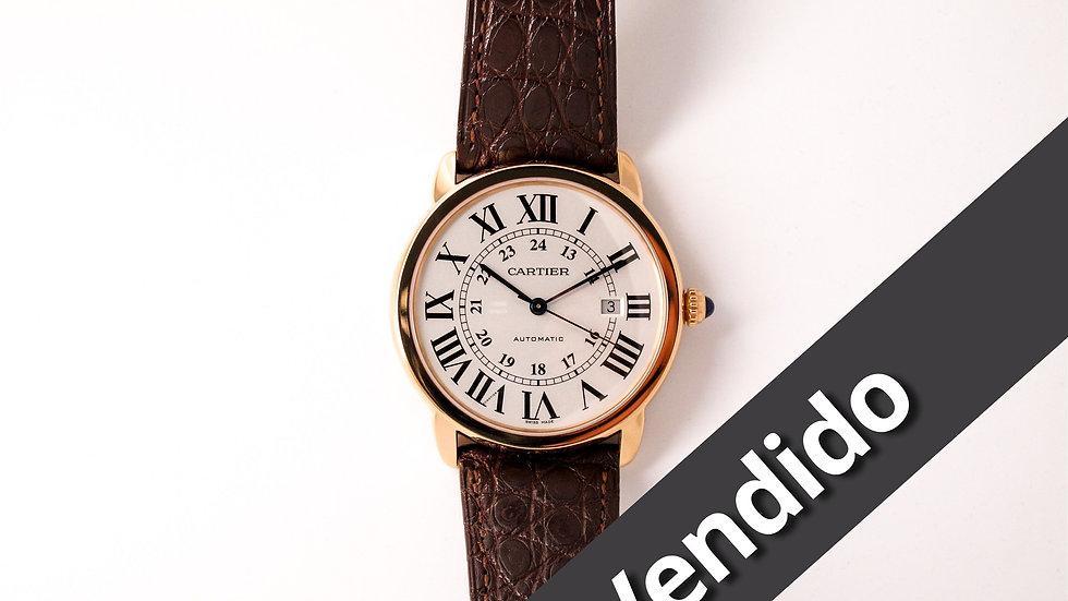 ⦁ Cartier Ronde Solo XL ⦁