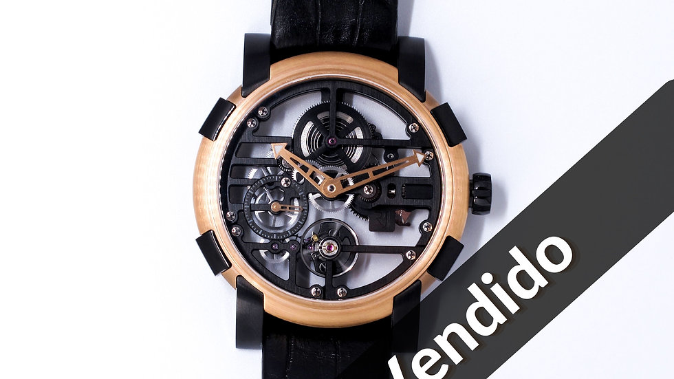 ⦁ Romain Jerome Sky Lab 48 ⦁