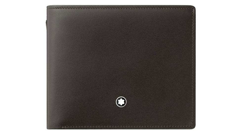 Montblanc Meisterstück 6 CC Leather Wallet-Brown