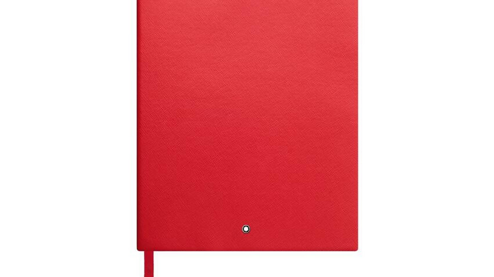 Montblanc Notebook #146 Modena Red