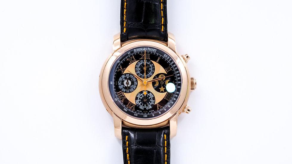 Audemars Piguet Jules Arnold's All Star Perpetual Calendar Chronograph