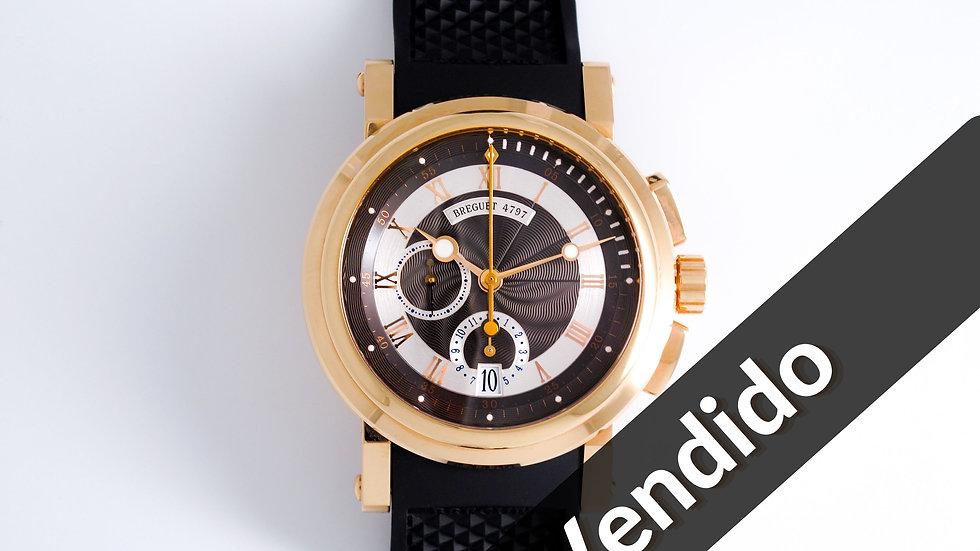 ⦁ Breguet Marine Chronograph ⦁