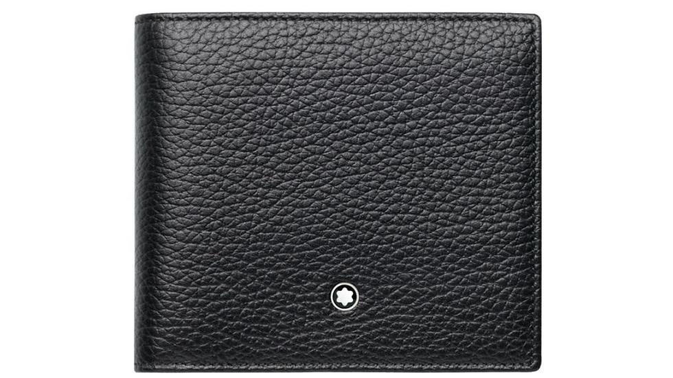Montblanc Meisterstück Black Leather Wallet