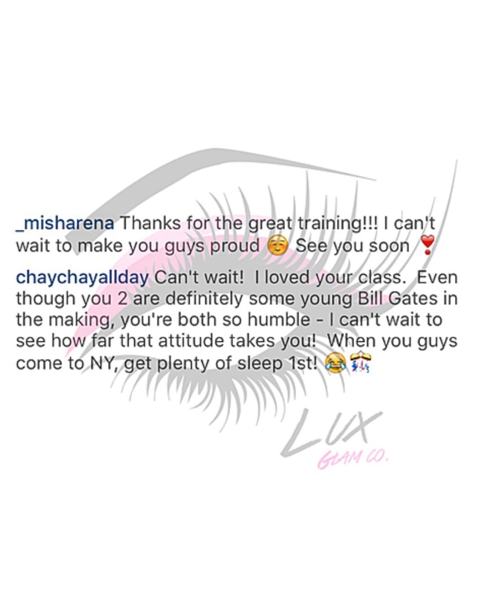 Lash Training Reviews