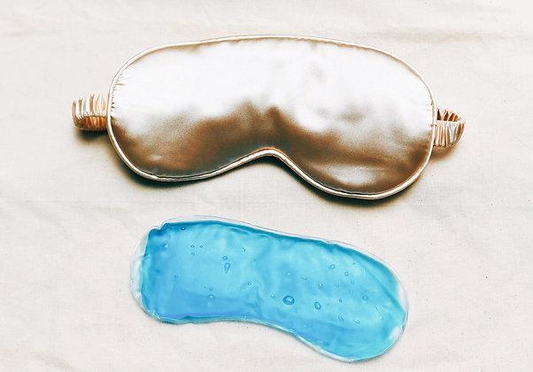 UKIYO Cold Therapy Eye Mask (Champagne)