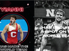 3 on the World Team for Spartan!