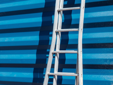 Saturday Writing Prompt -10th July -Ladder