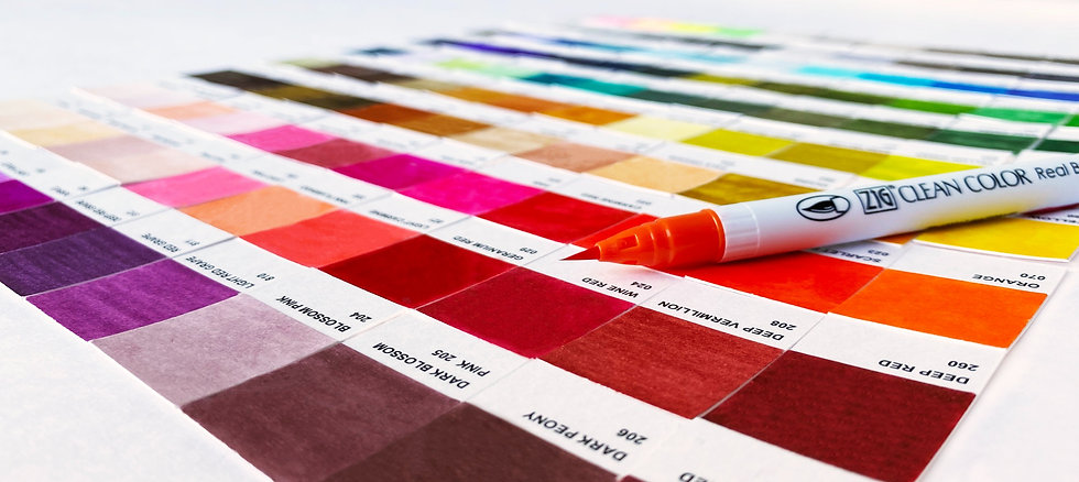 ZIG Clean Color by Kuretake Realbrush