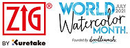 World Watercolor Month kuretake
