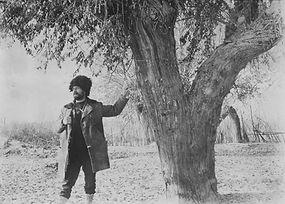 """Planthunter"" Frank Meyer in China, 1910"