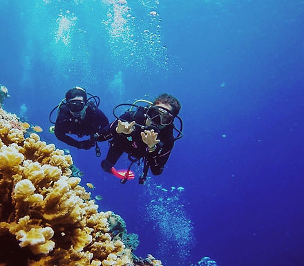 Water Sports Boat Cruise from Phuket with Optional Scuba Diving