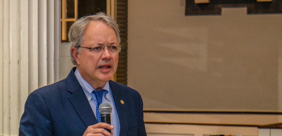 Mayor John Tecklenburg