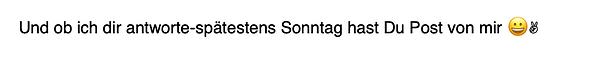 texter in mannheim newsletter