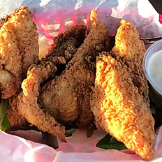 Catfish Strips Basket