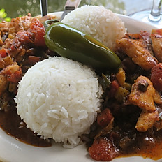 Alligator Sauce Piquant