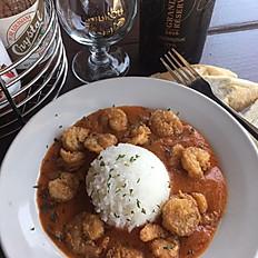 Flossie's Shrimp or Crawfish Bowl