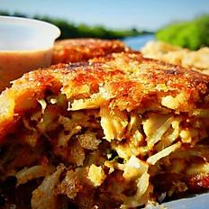 Cajun Café Crab Cake