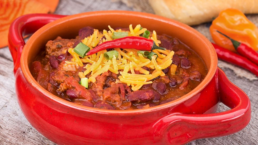 Steak Chili (Large)