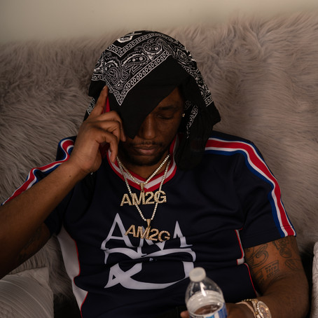 """Mid Stockz collabs with Tsu Surf with new single """"PAIN"""""""