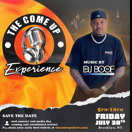 A Night of Love, Light & Music: The Come Up Experience