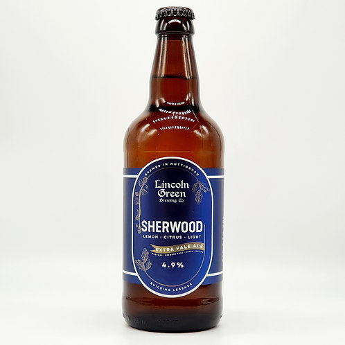Sherwood Extra Pale Ale 4.9%